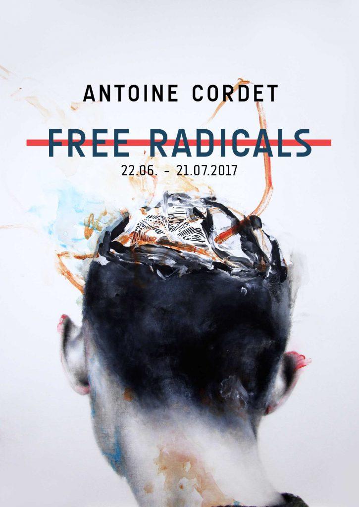 Antoine Cordet Invitation Galerie flash