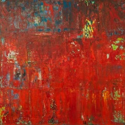 Oil on canvas | 140x140cm | 2015