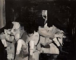 Oils on Strathmore Paper | 30,5x38,7cm | framed 42x52cm | 2016