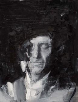 Oils on Strathmore Paper | 33x25,4cm | framed 52x42cm | 2016