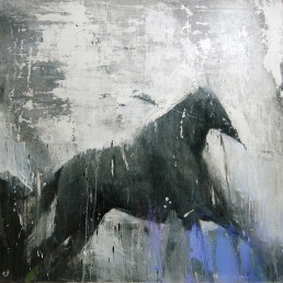 Oil on canvas | 81x81cm | 2019