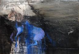 Oil on canvas | 38x55cm | 2019