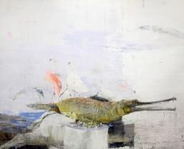 Oil on canvas | 160x195cm | 2019